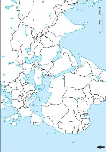 Ege Deniz'ine Kıyısı Olan Ülkeler