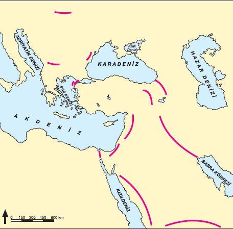 1.dünya savaşı cepheleri
