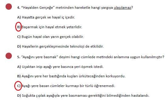Türkçe Ders Kitabı Sayfa 36, 37