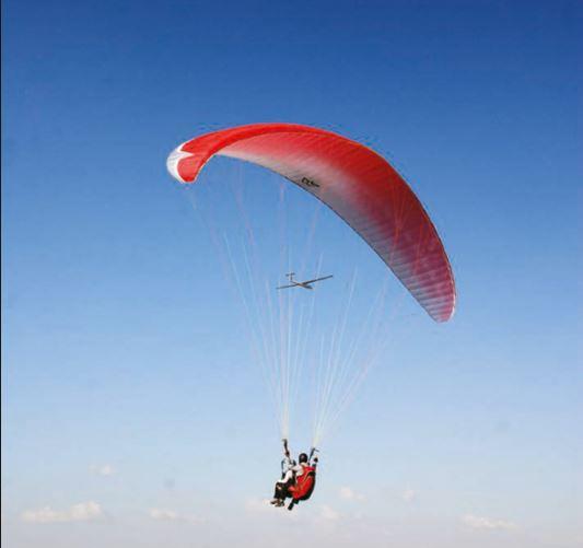 Yamaç paraşüt eğitimi