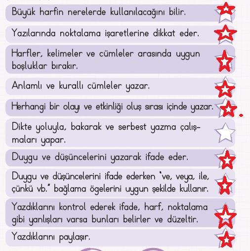 2.sınıf koza türkçe 268.sayfa cevapları