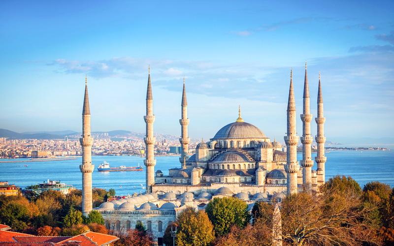 İstanbul'dan bazı resimler
