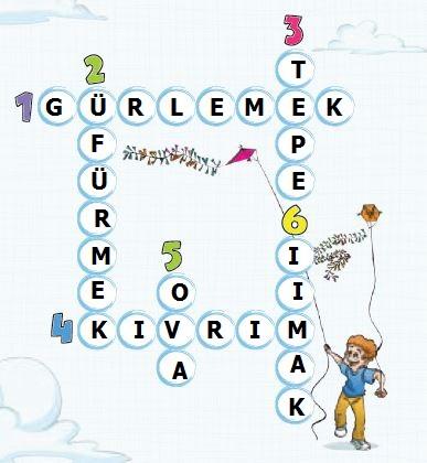 2. Sınıf Türkçe Ders Kitabı 42. Sayfa Cevabı