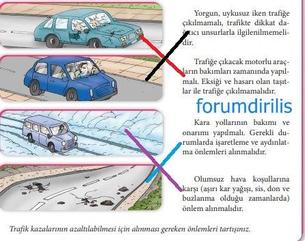 4. Sınıf Trafik Güvenliği