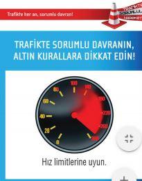 4. Sınıf Trafik Güvenliği Ders Kitabı Sayfa 12