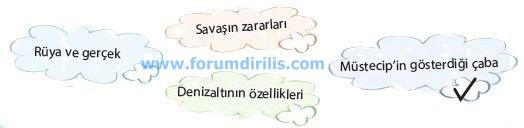 4. Sınıf Türkçe Ders Kitabı Koza Yayınları 49. Sayfa