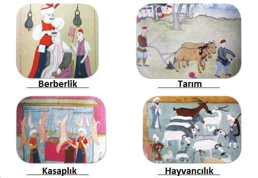7. Sınıf Sosyal Bilgiler Ders Kitabı Ekoyay Yayınları 49. Sayfa Cevapları