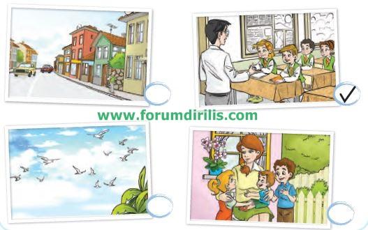 4. Sınıf Türkçe Ders Kitabı Koza Yayınları 93. Sayfa Cevapları