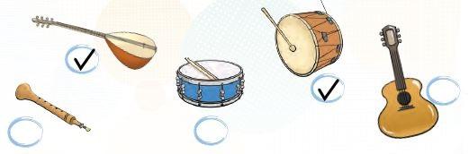 müzik aletleri