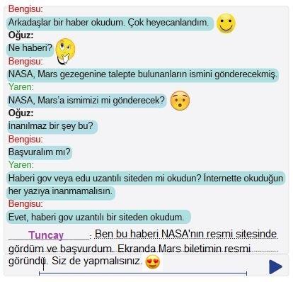 8. Sınıf Türkçe Ders Kitabı MEB Yayınları 108. Sayfa Cevapları