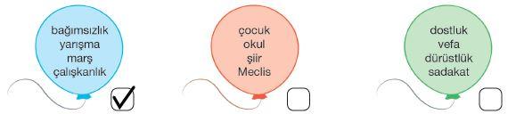 7. Sınıf Türkçe Ders Kitabı Özgün Yayınları 106. Sayfa Cevapları