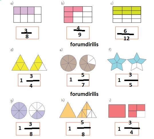 4. Sınıf Matematik Ders Kitabı 133. Sayfa Cevapları MEB Yayınları