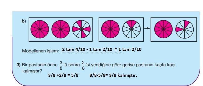 5. Sınıf Matematik Ders Kitabı 112. Sayfa Cevapları MEB