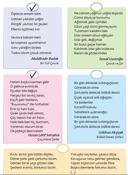 6. Sınıf Türkçe Ders Kitabı Ekoyay Yayınları 167. Sayfa Cevapları