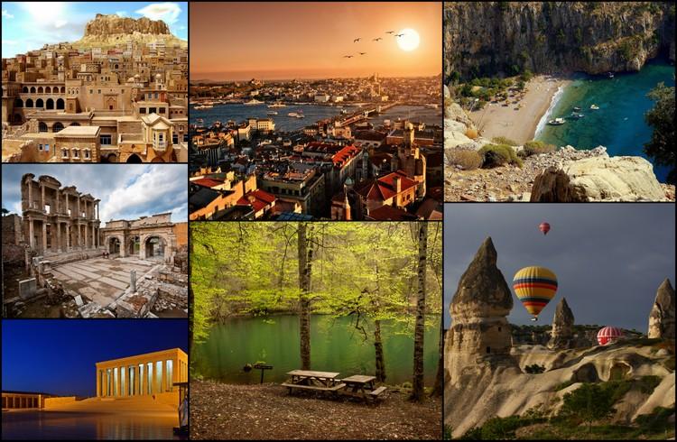 Ülkemizin doğal güzellikleri