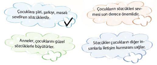4. Sınıf Türkçe Ders Kitabı Koza Yayınları 218. Sayfa Cevapları
