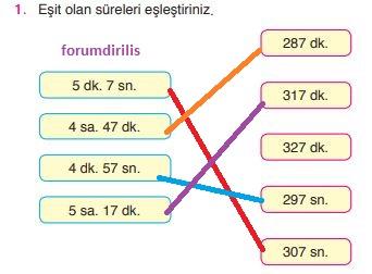 4. Sınıf Ata Yayınları Matematik 149. Sayfa