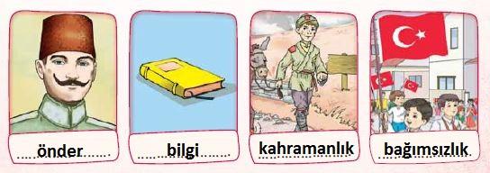 3. Sınıf Türkçe Ders Kitabı Sonuç Yayınları 261. Sayfa
