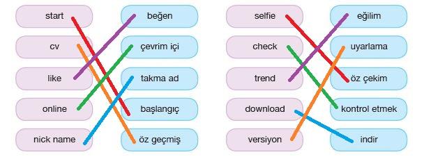 7. Sınıf Türkçe Ders Kitabı Özgün Yayınları 191. Sayfa Cevapları