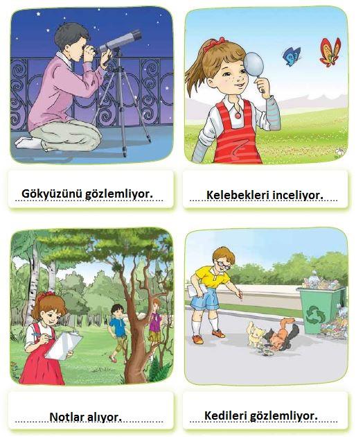 3. Sınıf Türkçe Ders Kitabı Sonuç Yayınları 289. Sayfa