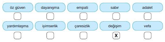 7. Sınıf Türkçe Ders Kitabı Özgün Yayınları 219. Sayfa
