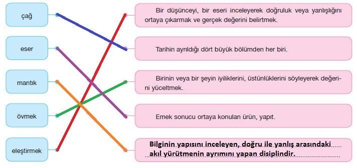 7. Sınıf Türkçe Ders Kitabı Özgün Yayınları 245. Sayfa