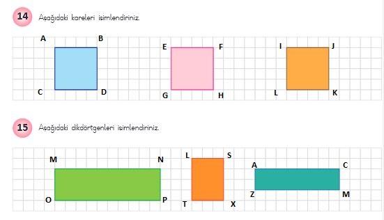 4.sınıf matematik 233.sayfa 14,15. soruların cevapları
