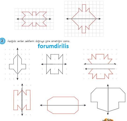 4.sınıf matematik 222.sayfa ecvapları meb yayınları