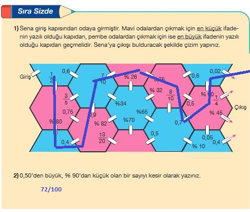 5.sınıf matematik 178.sayfa cevapları meb yayınları