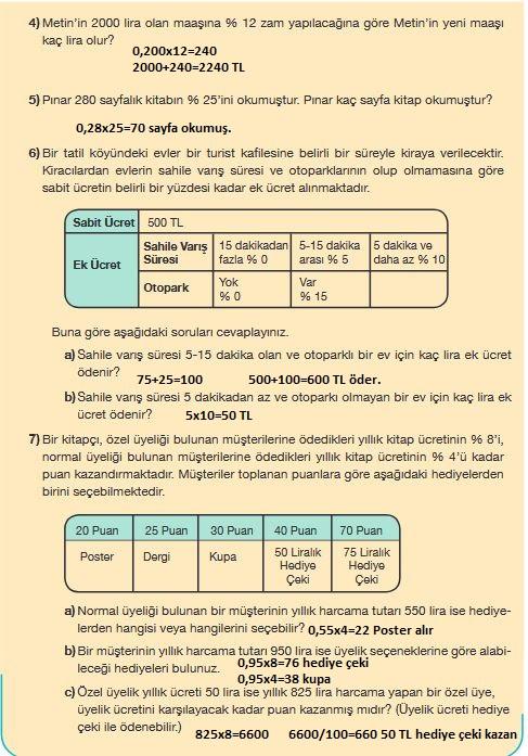 5.sınıf matematik 186.sayfa cevapları meb yayınları