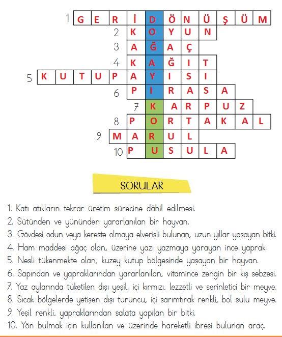 3.sınıf hayat bilgisi 175.sayfa cevapları meb yayınları