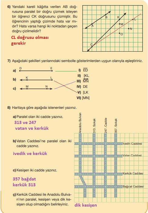 5.sınıf matematik 197.sayfa cevapları