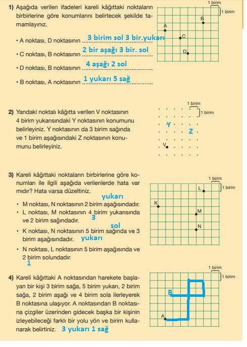 5.sınıf matematik 203.sayfa cevapları