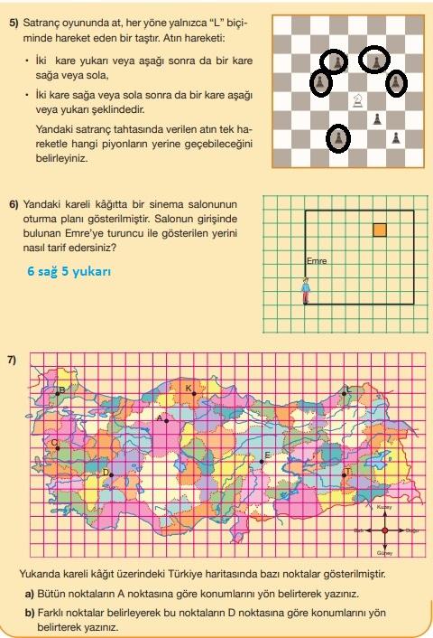 5.sınıf matematik 204.sayfa cevapları