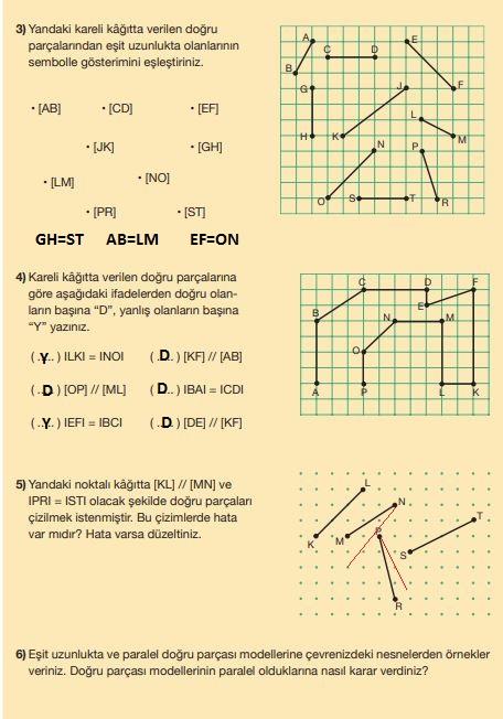 5.sınıf matematik 210.sayfa cevapları
