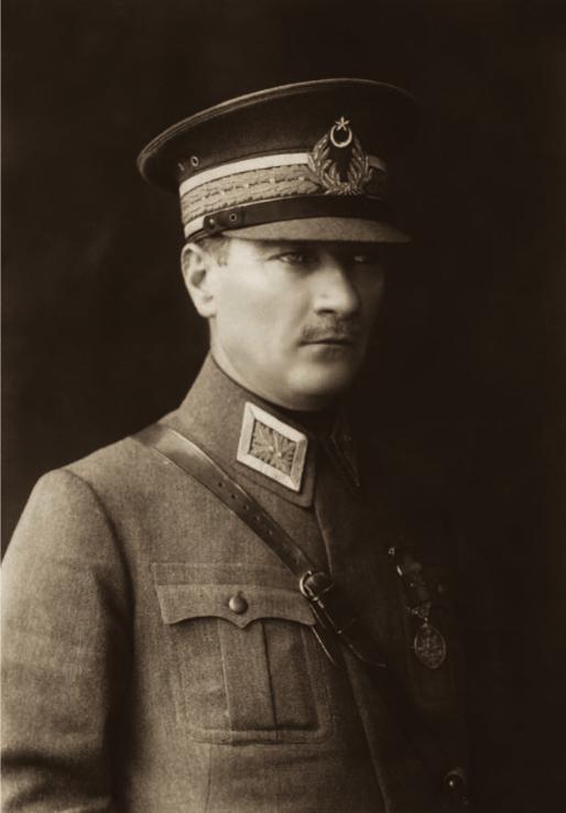 Atatürk'e Verilen Unvan ve Rütbeler Nelerdir