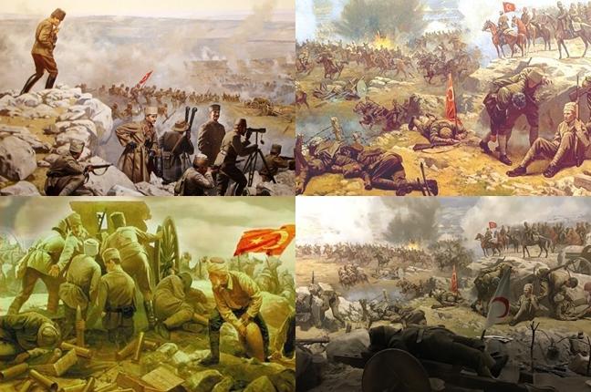 Kurtuluş Savaşı İle İlgili Görseller